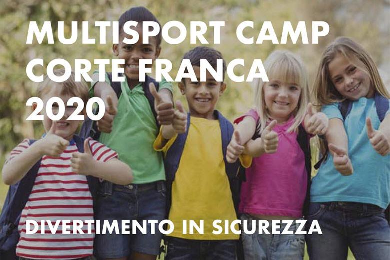 MULTISPORT CAMP  CORTE FRANCA 2020