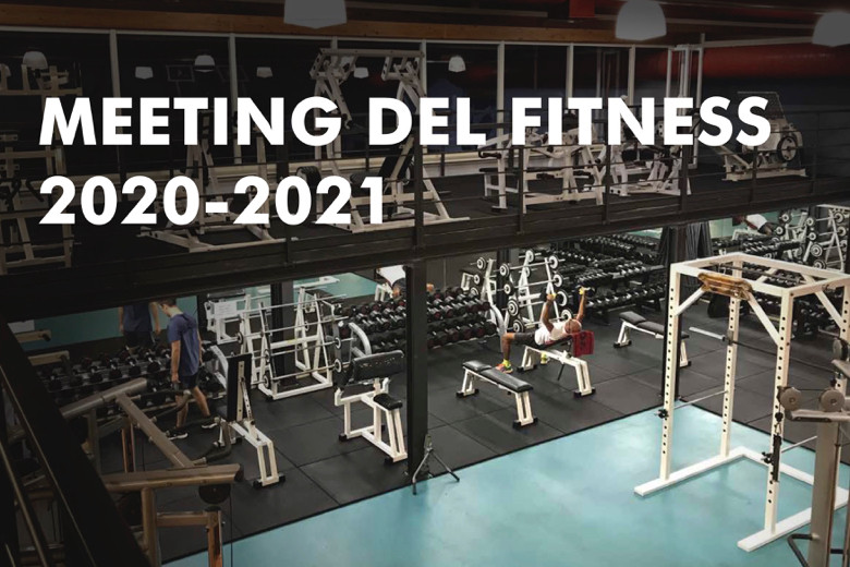 MEETING DEL FITNESS 2020-2021